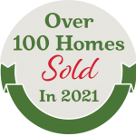 Giles Sells Over 100 Homes In 2021
